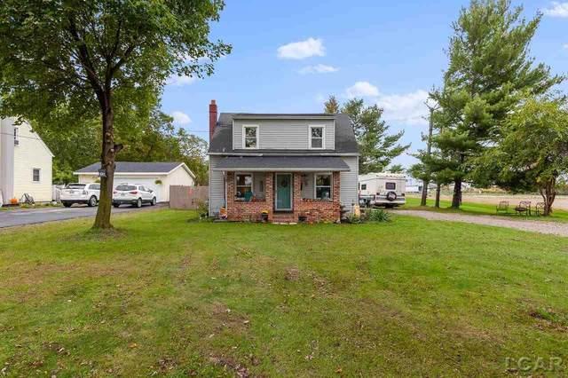 105 W Russell, Tecumseh, MI 49286 (MLS #50058199) :: Kelder Real Estate Group