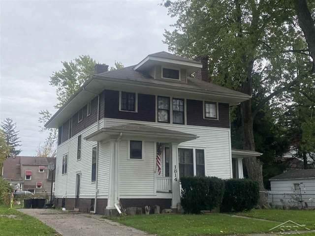 1814 Stark, Saginaw, MI 48602 (MLS #) :: Kelder Real Estate Group