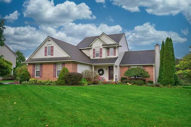 2098 Lodgepole, Grand Blanc, MI 48439 (MLS #50058421) :: The BRAND Real Estate