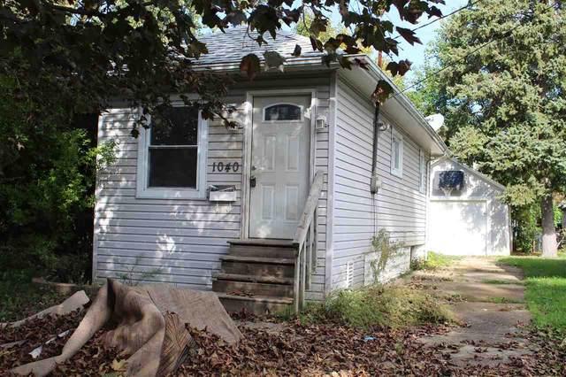 1040 Ossington, Flint, MI 48507 (MLS #50058520) :: The BRAND Real Estate