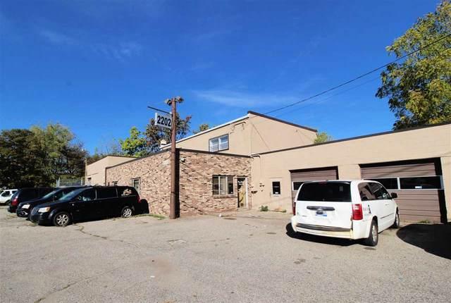 2202 Corunna Road, Flint, MI 48503 (MLS #50058538) :: The BRAND Real Estate