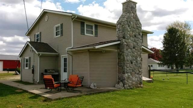 1226 Collard Road, Jonesville, MI 49250 (MLS #21017371) :: The BRAND Real Estate