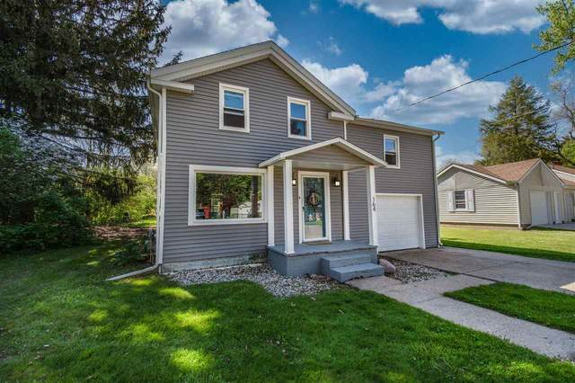 164 Rea Street, Hillsdale, MI 49242 (MLS #21017376) :: The BRAND Real Estate