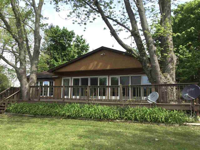 18901 Forrister Road, Hudson, MI 49247 (MLS #21017722) :: The BRAND Real Estate