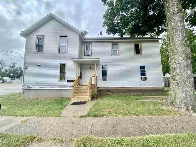 129 Washington Street, Bronson, MI 49028 (MLS #21106920) :: The BRAND Real Estate