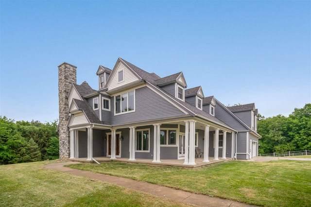 20201 F Drive S, Marshall, MI 49068 (MLS #21110457) :: Kelder Real Estate Group