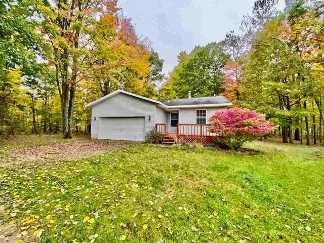 745 Wolverine Drive, Gladwin, MI 48624 (MLS #21110577) :: Kelder Real Estate Group