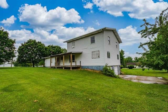 207 Manitou Road, Manitou Beach, MI 49253 (MLS #21111011) :: Kelder Real Estate Group
