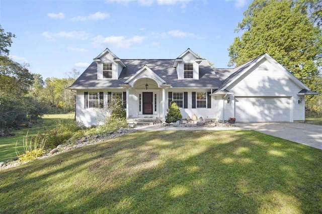 4118 Emerson Road, Spring Arbor, MI 49283 (MLS #21111070) :: Kelder Real Estate Group