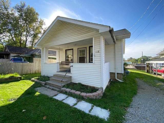 118 Henrietta Street, Jackson, MI 49203 (MLS #21110997) :: Kelder Real Estate Group