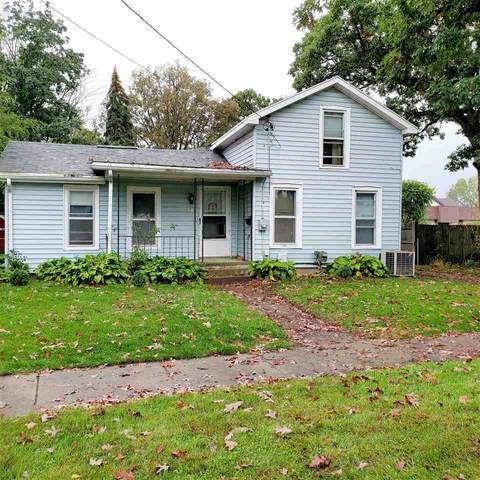 201 E Argyle Street, Jackson, MI 49202 (MLS #21111137) :: Kelder Real Estate Group