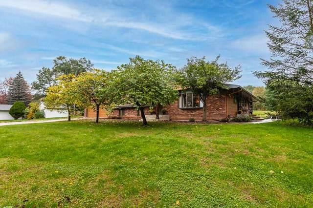 1571 N Sutton Road, Jackson, MI 49202 (MLS #21111177) :: Kelder Real Estate Group
