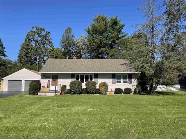 1516 Kensington Drive, Jackson, MI 49203 (MLS #21111650) :: The BRAND Real Estate