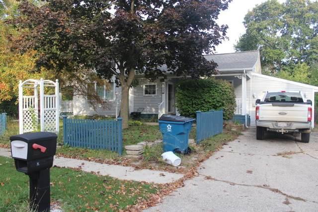 322 N Mill Street, Stanton, MI 48888 (MLS #21111646) :: The BRAND Real Estate
