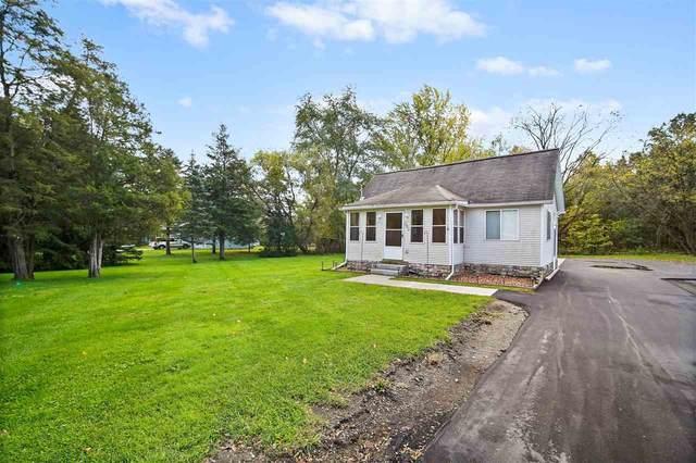 469 Portage Street, Grass Lake, MI 49240 (MLS #21111988) :: Kelder Real Estate Group