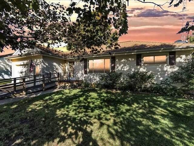 360 Clark Street, Grass Lake, MI 49240 (MLS #21112316) :: Kelder Real Estate Group