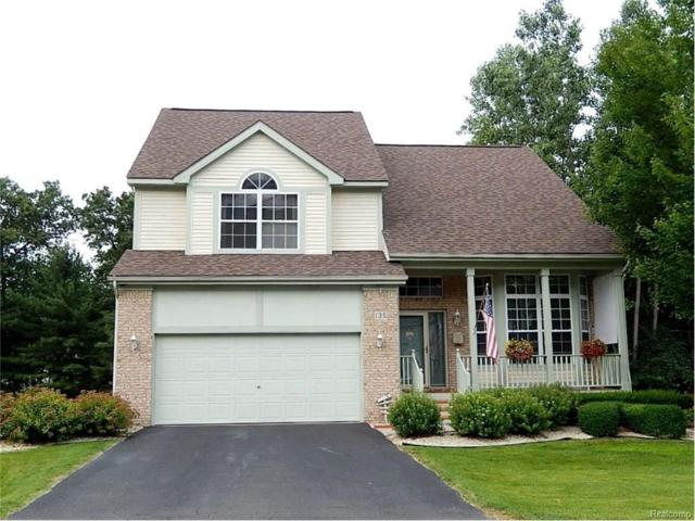 135 Lakeshore Pointe Dr, Howell, MI 48843 (MLS #217052429) :: The John Wentworth Group