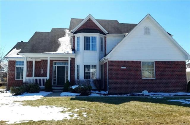 1330 Park Ridge Pointe, Grand Blanc, MI 48439 (MLS #218022383) :: The John Wentworth Group