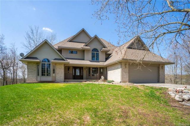 12801 Twyla Ln, Hartland, MI 48353 (MLS #218036124) :: The John Wentworth Group