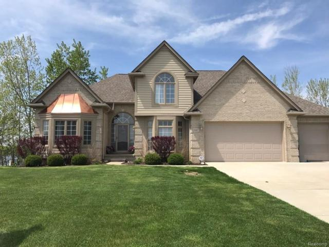 10487 Grandview Dr, Goodrich, MI 48438 (MLS #218042443) :: The John Wentworth Group