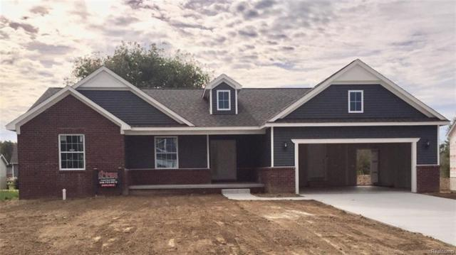 16314 Red Fox Trail, Linden, MI 48451 (MLS #218101513) :: The John Wentworth Group