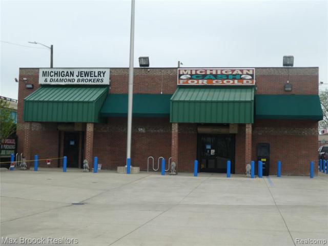 15511 W 8 MILE RD, Detroit, MI 48235 (MLS #219007216) :: The Tom Lipinski Team at Keller Williams Lakeside Market Center