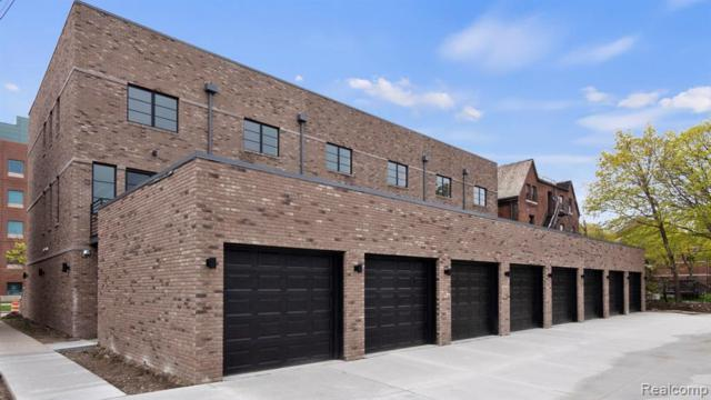 262 Mack Unit#5, Detroit, MI 48201 (MLS #219034192) :: The Tom Lipinski Team at Keller Williams Lakeside Market Center