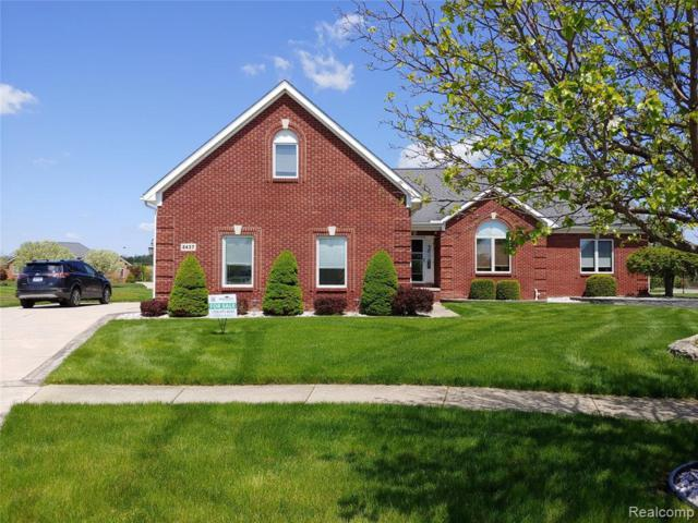 8437 Talon Crt, Newport, MI 48166 (MLS #219041801) :: The Tom Lipinski Team at Keller Williams Lakeside Market Center