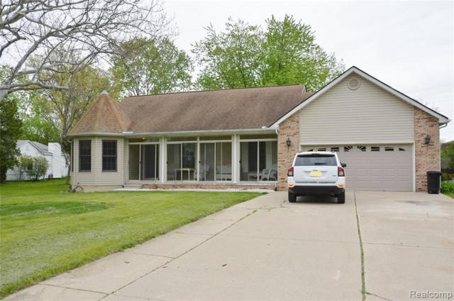 25837 Dreschfield Ave, Grosse Ile, MI 48138 (MLS #219044459) :: The Tom Lipinski Team at Keller Williams Lakeside Market Center
