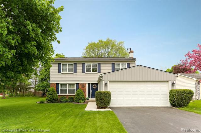 23267 Willowbrook, Novi, MI 48375 (MLS #219044031) :: The Tom Lipinski Team at Keller Williams Lakeside Market Center