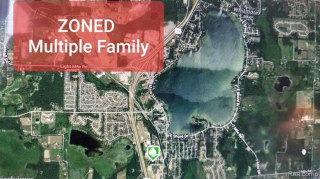 Jennings Rd, Whitmore Lake, MI 48189 (MLS #219053323) :: The Tom Lipinski Team at Keller Williams Lakeside Market Center