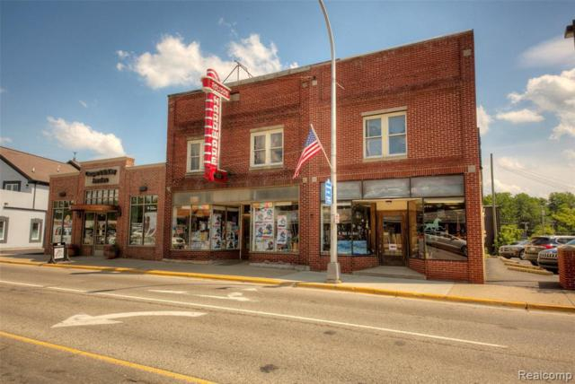 111 W Main St, Brighton, MI 48116 (MLS #219064271) :: The Tom Lipinski Team at Keller Williams Lakeside Market Center