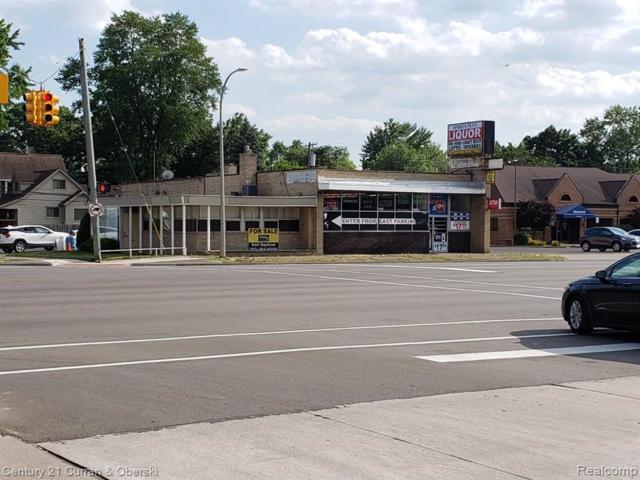 25001 Ford Rd, Dearborn, MI 48128 (MLS #219064519) :: The Tom Lipinski Team at Keller Williams Lakeside Market Center