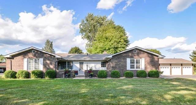 1086 Harold Cir, Ann Arbor, MI 48103 (MLS #3267879) :: The Tom Lipinski Team at Keller Williams Lakeside Market Center