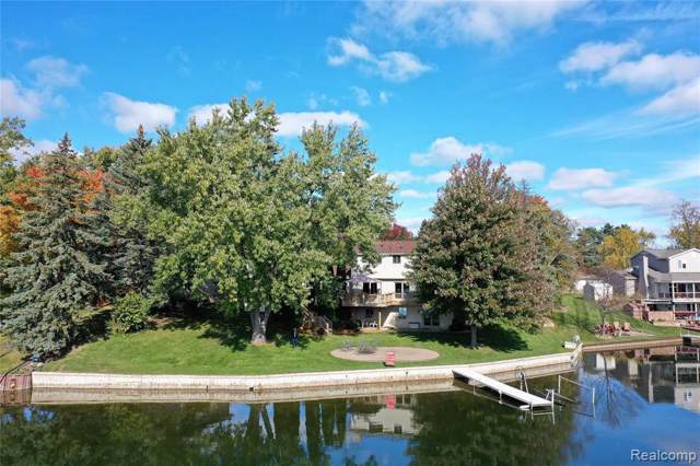 10202 Dar Lane Ln, Goodrich, MI 48438 (MLS #219106798) :: The John Wentworth Group