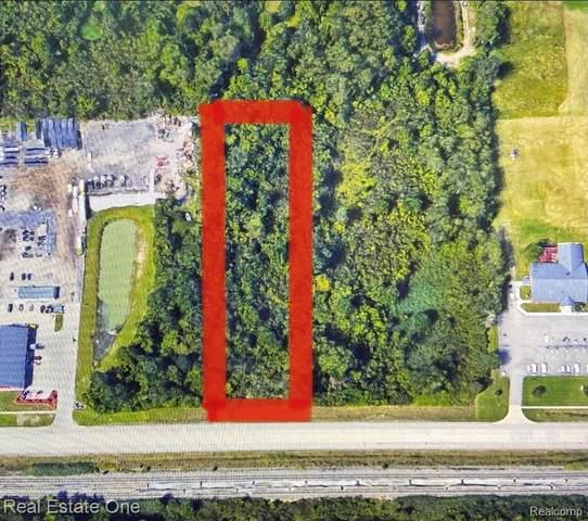 0 Cahill, Flat Rock, MI 48134 (MLS #219107469) :: The BRAND Real Estate