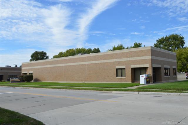 300-310 Church, Mount Clemens, MI 48043 (MLS #31309674) :: The Tom Lipinski Team at Keller Williams Lakeside Market Center