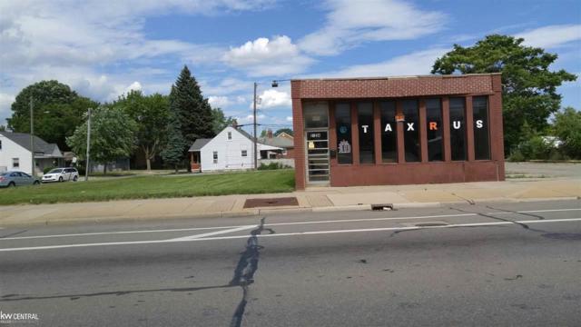 21234 Van Dyke Road, Warren, MI 48091 (MLS #31323509) :: The Tom Lipinski Team at Keller Williams Lakeside Market Center