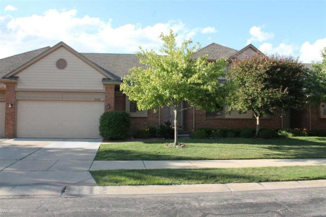 16921 Country Ridge Ln., Macomb Twp, MI 48044 (MLS #31323737) :: The Peardon Team