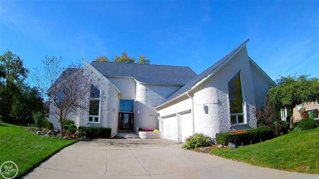47939 W Fox Chase, Washington, MI 48315 (MLS #31333443) :: The Tom Lipinski Team at Keller Williams Lakeside Market Center