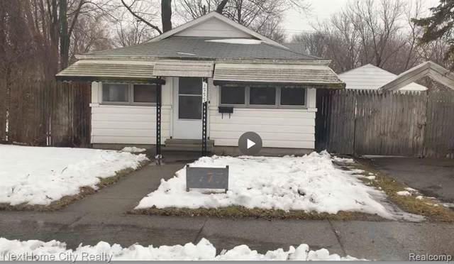 1777 E Madge Ave, Hazel Park, MI 48030 (MLS #2200005512) :: The BRAND Real Estate