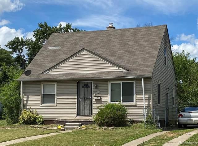 8505 Heyden St, Detroit, MI 48228 (MLS #2200032365) :: Scot Brothers Real Estate