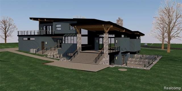 22535 Evergreen Crt, Novi, MI 48374 (MLS #2200034807) :: Kelder Real Estate Group