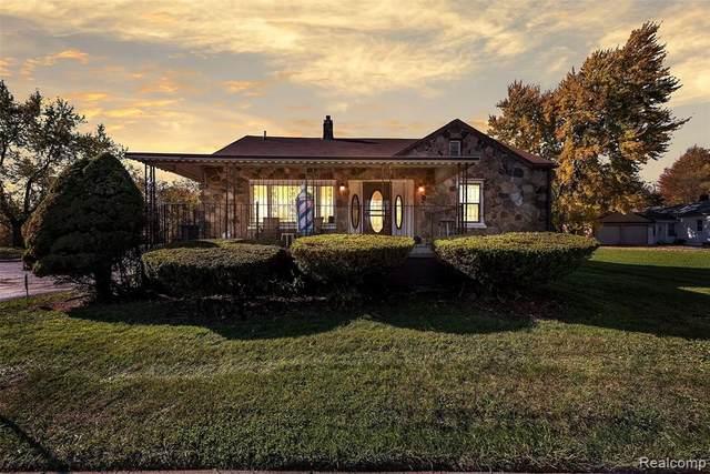 646 Inkster Rd, Inkster, MI 48141 (MLS #2200042660) :: The BRAND Real Estate