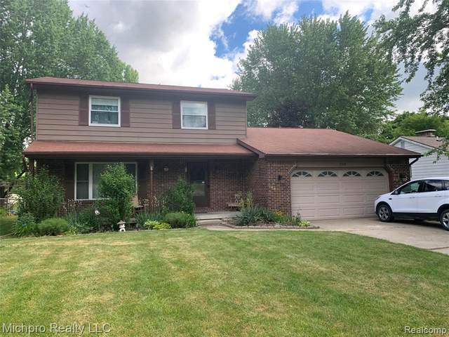 359 Sunrise Dr, Flushing, MI 48433 (MLS #2200049006) :: Scot Brothers Real Estate