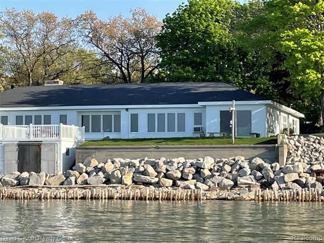 8900 Crescent Beach Rd, Pigeon, MI 48755 (MLS #2200055368) :: The BRAND Real Estate