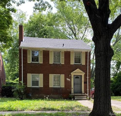 17320 Fielding St, Detroit, MI 48219 (MLS #2200059247) :: Scot Brothers Real Estate