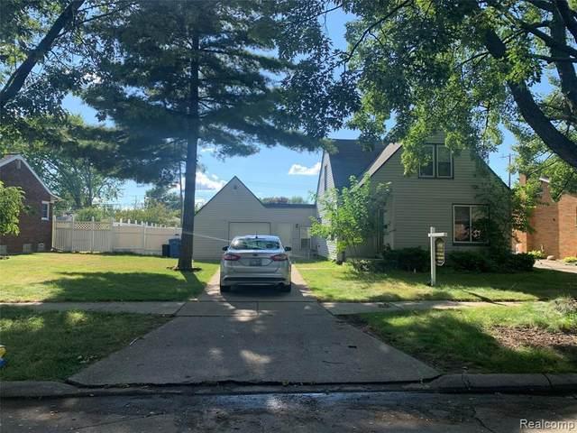 6831 Kinmore St, Dearborn Heights, MI 48127 (MLS #2200065652) :: Kelder Real Estate Group
