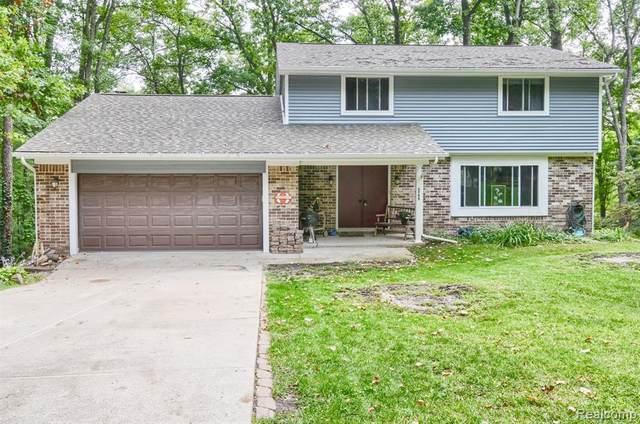 3795 Glen Hills Dr, Hartland, MI 48353 (MLS #2200074095) :: Scot Brothers Real Estate