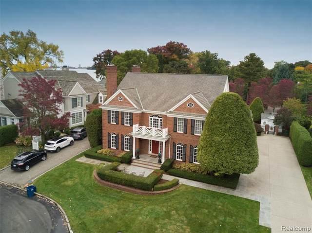 819 Bishop Rd, Grosse Pointe Park, MI 48230 (MLS #2200090637) :: Kelder Real Estate Group